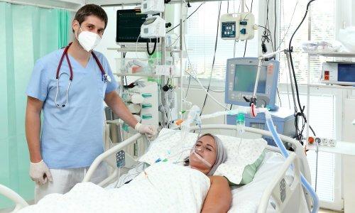 Oddělení anesteziologie, resuscitace a intenzivní medicíny (ARIM)